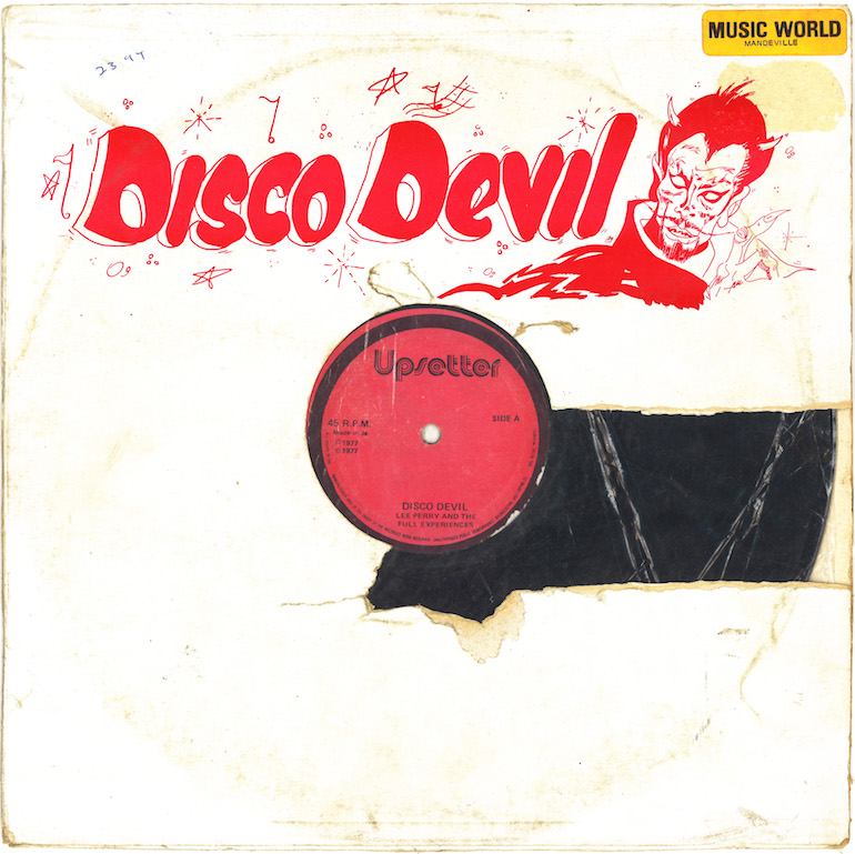 DISCO DEVIL JACKET